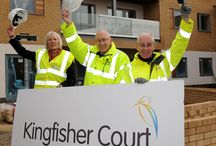 Kingfisher Court / Our brand new extra care development in Stanground, offering independent living for the over 55s.