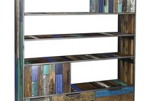 Relic Reclaimed Furniture | Built From Old Boats & Shipwrecks