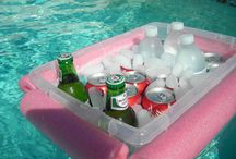 Summer pool ideas / by M. Lorena Bowles