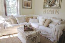 Sandra's living room ideas