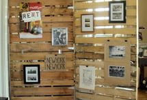 Displays and Booth Ideas / by Deaune Cole