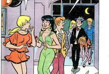 Archie Betty and Veronica