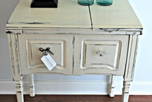 Painted furniture / by Laura Beane