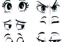 Eye references