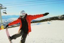 Snowboard / #snowboard #snoeboarding #snow #winter