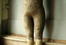 vintage mannequin