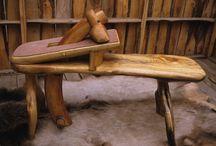 Rzeźba / Rzeźbienie w drewnie