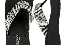 My flip flop obsession  / by Tina Hayes