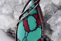 ReConstituted Faux Gemstones