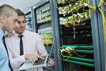 Network Infrastructure  Support / We offer a range of network support agreements, from Basic to Extended, to ensure that your network functions smoothly in the background. Network support includes annual planning and budgeting, network monitoring, help desk and unlimited remote assistance.  http://www.eljayindia.com/network_infra.php