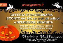 OFFERTE SPECIALI JPSTARS / Tutte le offerte speciali di Jpstore week end di sconti e special insert