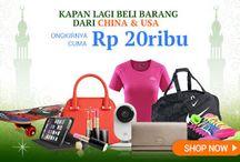 Promo Ezbuy / Nikmati penawaran promo belanja online dari Ezbuy Indonesia