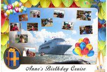 Anne's Birthday Cruise