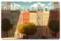 Ciudades - Cities