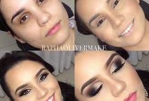 Antes e Depois - Maquiagem