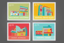 stamps (art, architecture and design)