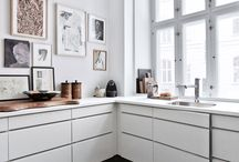 Nytt kjøkken - ideer