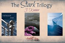 Stark Trilogy / By. j kenner