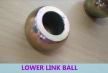 Tractor Linkage Balls