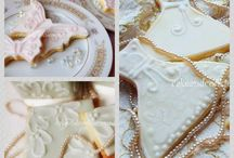 Wedding Cookies: Cake&Cookie Co / A collection of wedding cookies