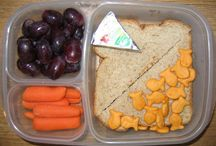 Lunch Ideas / by Amy Lenz-Schley