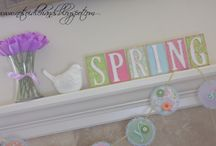 Holiday: Spring is in the Air / by Hannah