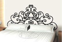 Bedroom - headboard