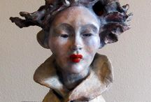 Ceramics sculpture ideas