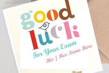 good luck / write name on good luck for exam greetings cards. print and name edit on best of luck for exam wishes pictures. create text on good luck greeting card pix. good luck wishes for exam to boyfriend,girlfriend,brother etc