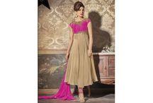 Heroine Party Wear Suits / Priyanka Designer Salwar Kameez, Party Wear Salwar Kameez,