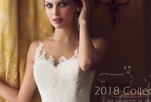 Wedding Collection - Modeca 2018 / Wedding Dress Modeca available at Bridal Allure  tel.    021 55 64 880  cell.  081 323 56 42