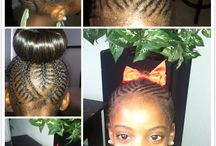 Styles By Carla Starr / This is created to show off my hair braiding and weaving talents but most of all to inspire... / by Carla Starr