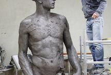 tradicional sculpture
