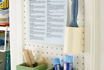 For the Home - laundry room / by Jennifer Van Horn