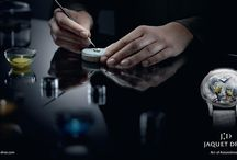 AD CAMPAIGN / Jaquet Droz develops unique products characterized by exceptional craftsmanship. It is with great enthusiasm that the brand celebrates its 275th anniversary this year, cultivating the spirit of excellence and innovation, passing on the values of emotion and poetry and building its future, day after day.
