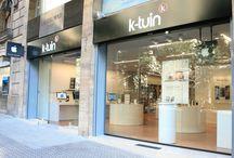 #K-tuin #Barcelona / En #Barcelona, y situada en la calle Muntaner, en pleno centro de la ciudad, encontrarás la tienda #Apple #K-Tuin con el equipo más #profesional y que más conoce todo lo relacionado con todos los productos #Apple.