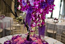 Center Pieces / Decorate your reception in style.