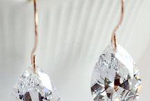 Earrings / Bridal earrings