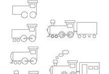 Araç Çizimleri ( sınıfım İçin)