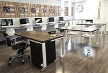 Modern Learning Environments / Classrooms
