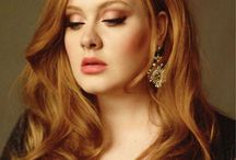 Celebrity Redheads Inspiration / by Nicole Massini