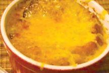 Souper Recipes / by Linda McDaniel Jones