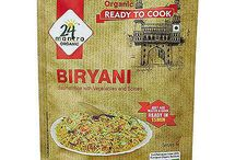 Buy Online 24 Mantra Organic Biryani Mix - Ready to Cook from USA