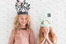 Coronas / #crowns #corona #corona cumpleaños #birthday crown #corona princesa #princess crown