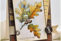cards Fall / by Julie Robinson