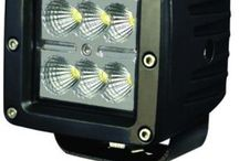 Driving & Work Lights Low Voltage DC