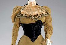 Жен костюм 1890-