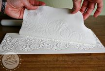 Cake How 2 Lace/Icing & Tutorials
