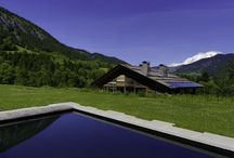 Mountain Views / A collection of projects housed in the mountains