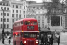 """Images of LDN / pictures of my trip in LDN, processed by app """"colorful"""""""